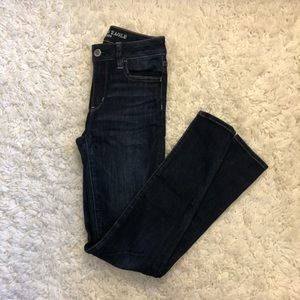 American Eagle high-rise jegging
